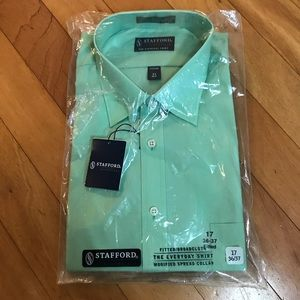 Stanford mens Button Up NWT